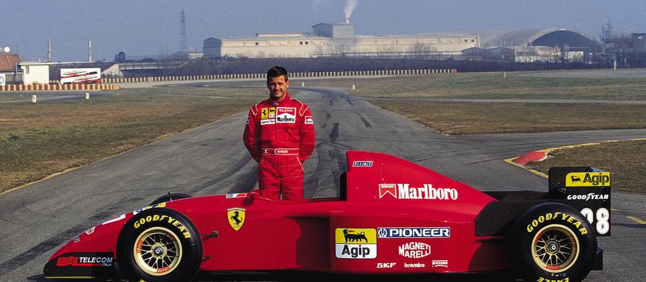 Nicola Larini, un talento mai sbocciato in Formula Uno!