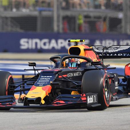 Red Bull RB15, tra cambi di piloti e prestazioni altalenanti