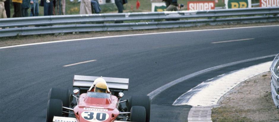 Nanni Galli, e il suo sogno di correre per la Ferrari