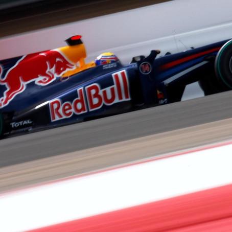 Red Bull RB5, le prime vittorie di Milton Keynes