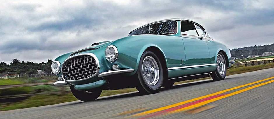 Ferrari 342 America, a noble among the nobles