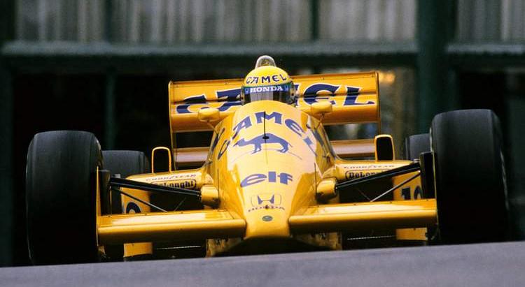 #1987 Alain&Ayrton: Ayrton incanta a Monaco, Alain prova a contendere il titolo alle Williams