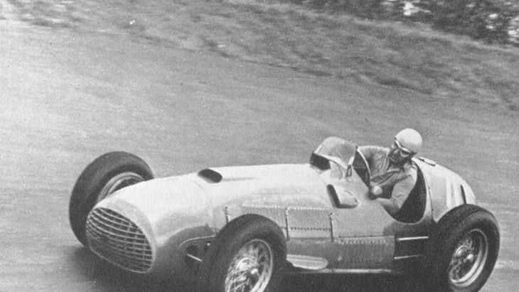 #13 GP di Germania 1951, Ascari trionfa, Farina riceve l'offerta di correre in B.R.M.