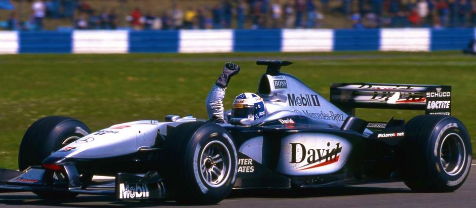 #650 GP di Gran Bretagna 2000, è doppietta McLaren, Coulthard precede Hakkinen, Schumacher è terzo