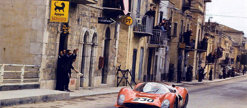 Nino Vaccarella, the Flying Dean who won the Targa Florio
