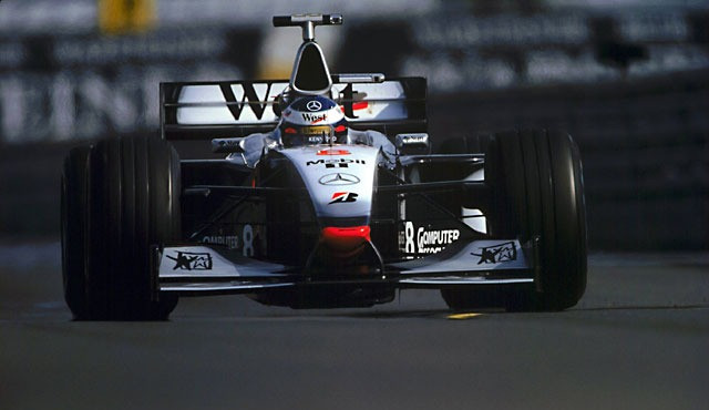 #629 GP del Lussemburgo 1998, a sorpresa vince Hakkinen, Schumacher si accontenta del secondo posto