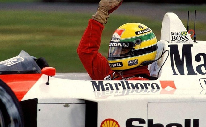 #1988 Alain&Ayrton: Ayrton vince per lo scarto dei punti, Alain si arrende ai regolamenti