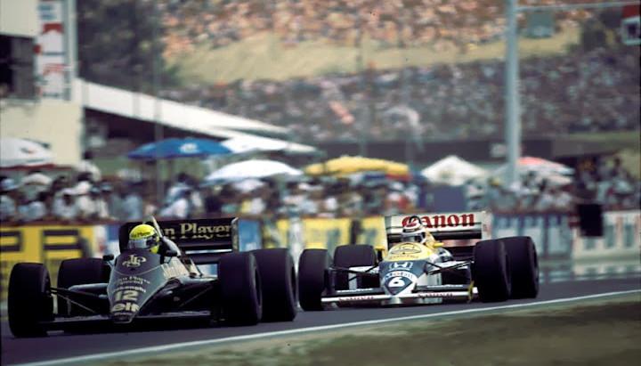 Quando correvano Nelson Piquet e quelli come lui, come fosse un romanzo!
