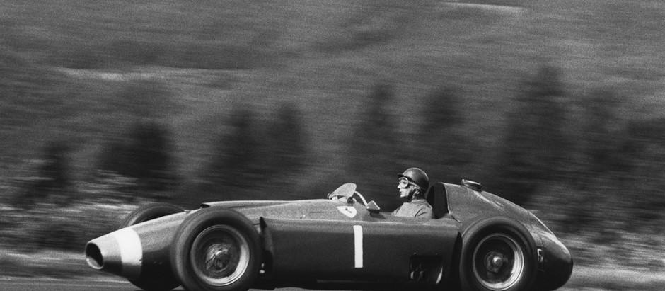 #55 GP di Germania 1956, Fangio torna alla vittoria con la sua Ferrari