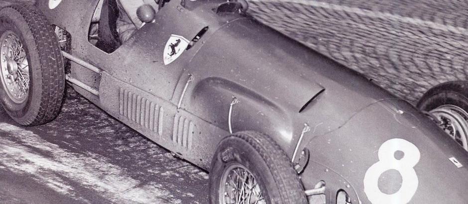 Piero Carini, un terzo fatale ritorno alla Ferrari