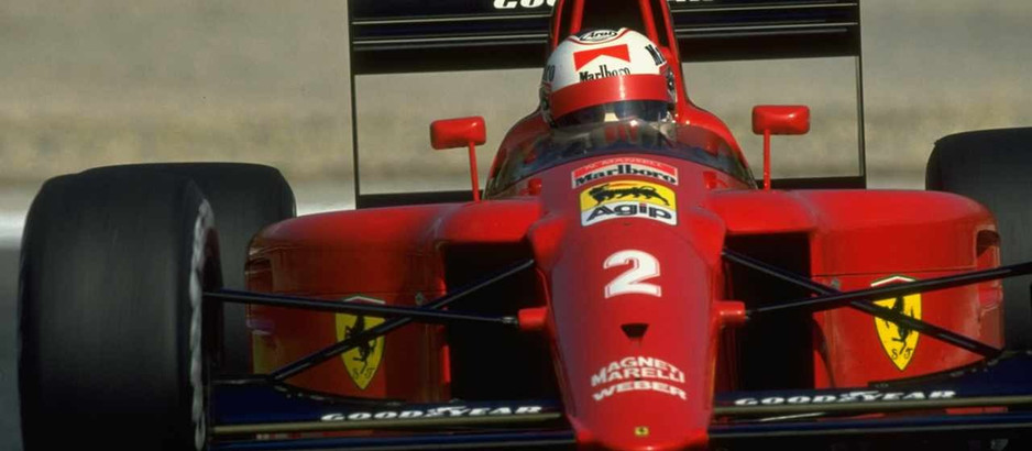 Nigel Mansell, il Leone d'Inghilterra