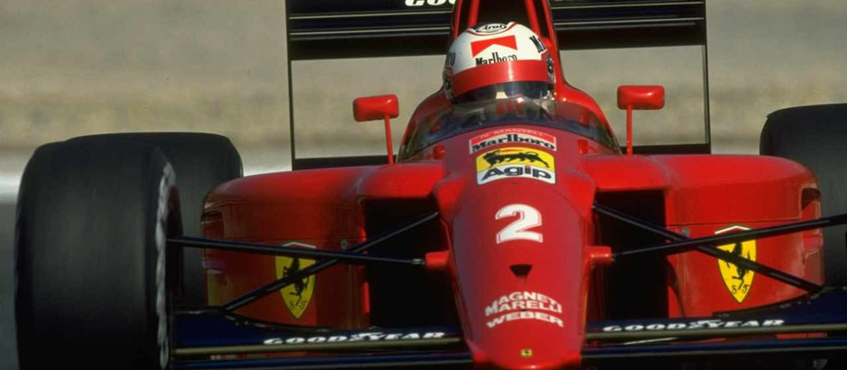 Nigel Mansell, the Lion of England