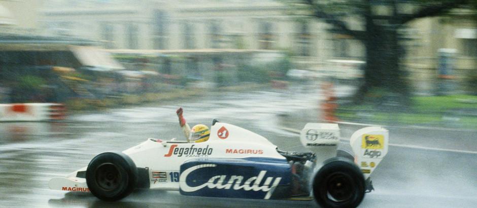 #Monaco Alain&Ayrton: Dove la storia ha inizio
