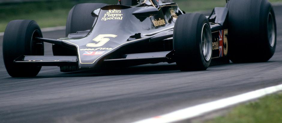 Lotus 79, The Black Beauty vince il campionato 1978 con Andretti