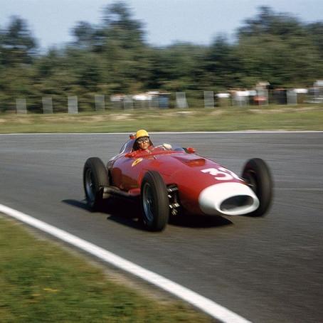 Ferrari 801, l'erede della Ferrari-Lancia D50