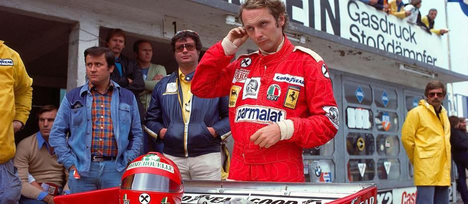 #274 GP di Germania 1976, Niki Lauda viene salvato dalle fiamme da Arturo Merzario