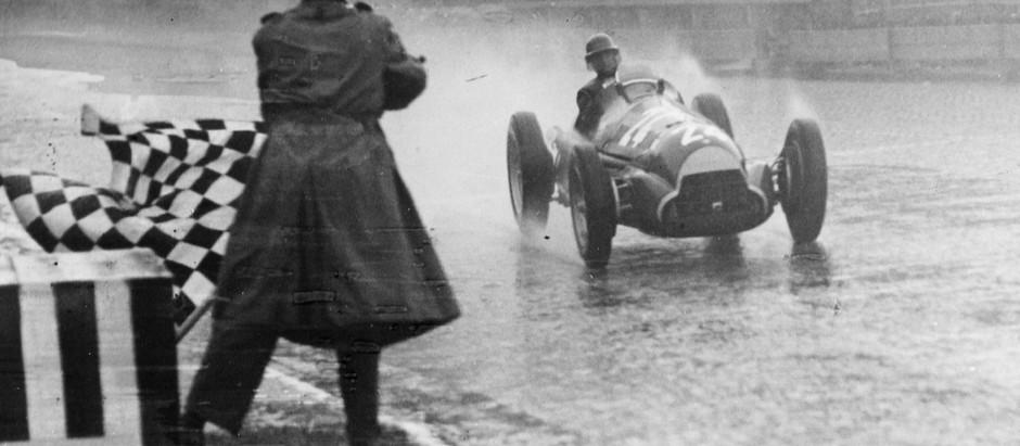 #8 GP di Svizzera 1951, Farina è rallentato da una scelta infelice, Fangio trionfa