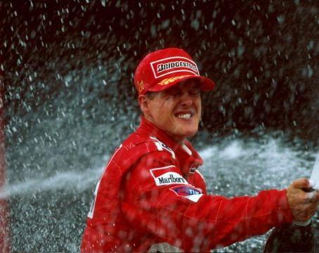 #3 2000: GP del Brasile, Schumacher vince ancora, si rompe il motore di Hakkinen