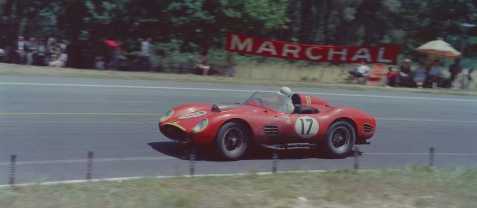 Andrè Pilette, un unico sussulto con la Ferrari ufficiale in Formula 1