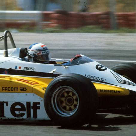 #2 1982: GP del Sud Africa, i piloti scioperano, poi corrono e vince Prost con la Renault