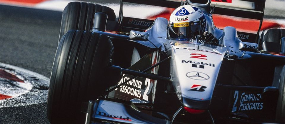 #655 GP di Francia 2000, cede il motore di Schumacher, è doppietta McLaren a Magny-Cours