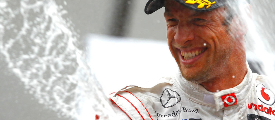 #6 Hall of Fame: Jenson Button