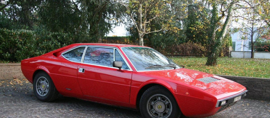 Ferrari Dino 208 GT4, the importance of the name