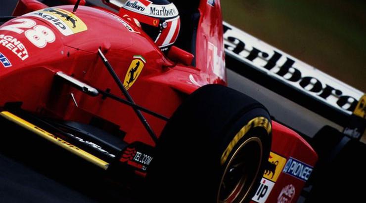 Gerhard Berger, simpatia e velocità al cospetto di Maranello!