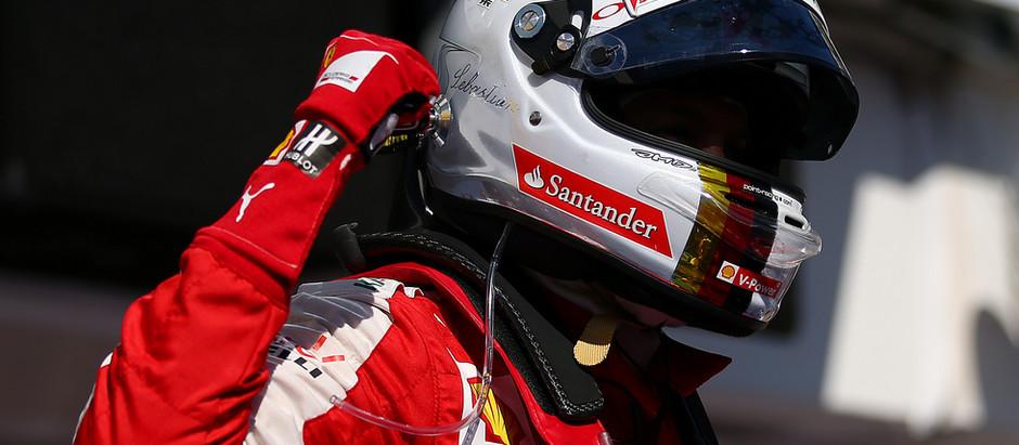 Sebastian Vettel, fourteen victories with the Prancing Horse
