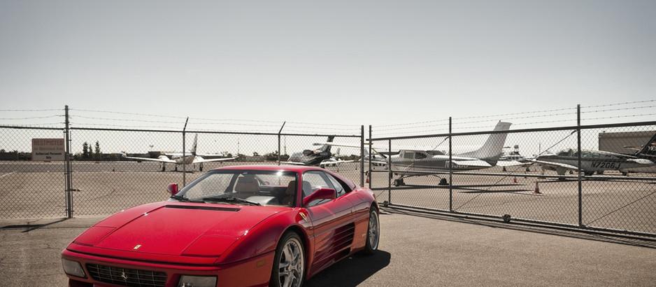 Ferrari 348 T, congiunzione tra classico e moderno