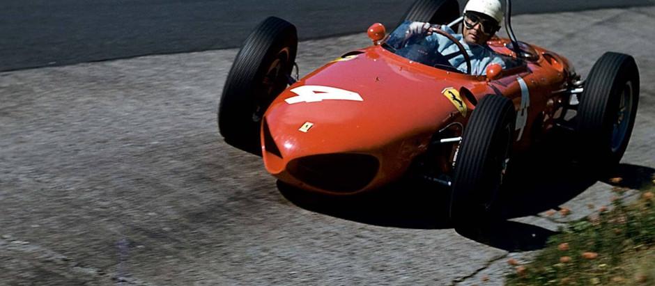 Ferrari 156 F1, Phill Hill to conquer the 1961 world title