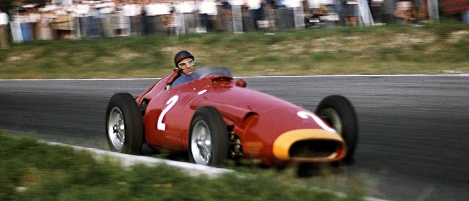 #2 1957: GP d'Argentina, Juan Manuel Fangio e la Maserati trionfano nettamente sugli avversari