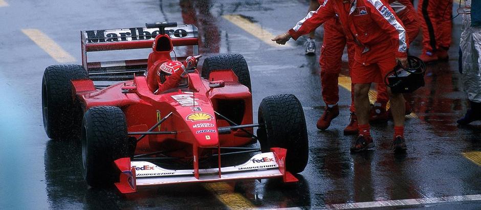 #654 GP del Canada 2000, è doppietta Ferrari, Schumacher domina e vince, Barrichello è secondo