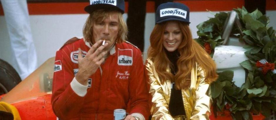 James Hunt, il Dorian Gray della Formula Uno!
