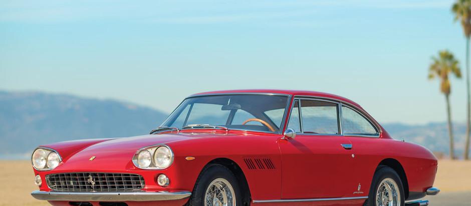 Ferrari 330 GT 2+2, the winning bet of the Drake
