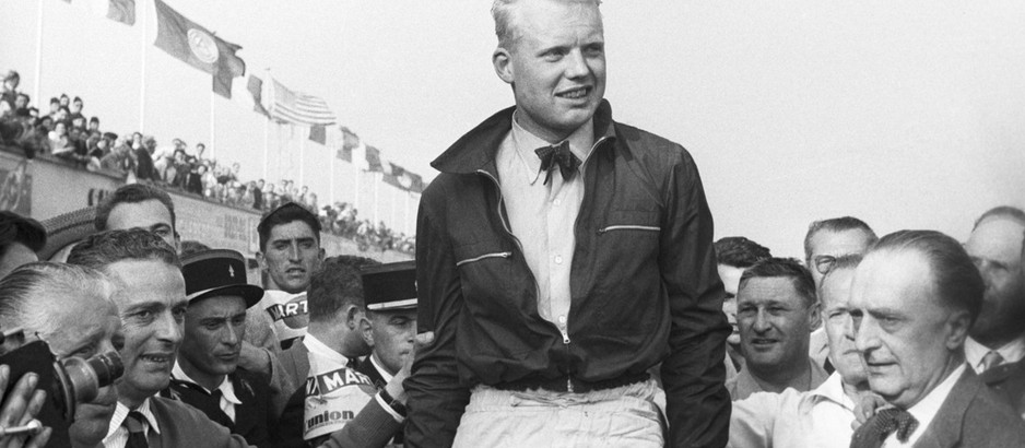 Mike Hawthorn, il papillon della Formula 1 Campione del Mondo 1958