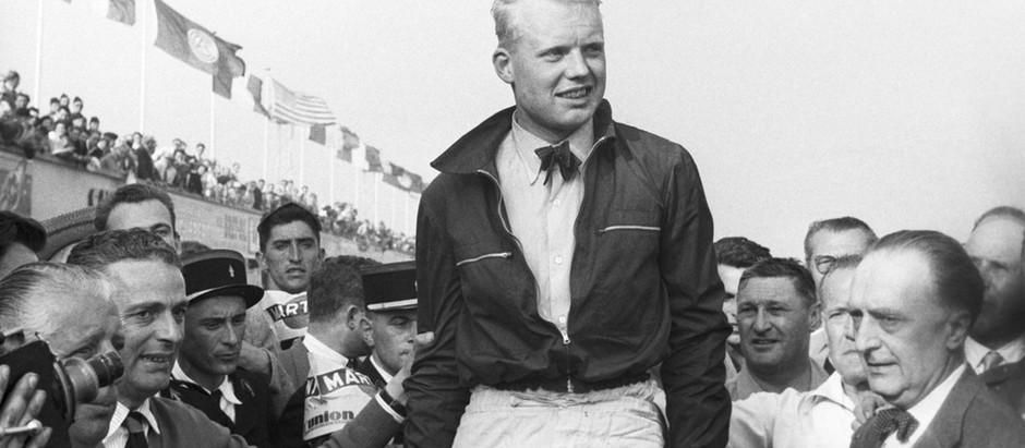Mike Hawthorn, the 1958 Formula 1 World Champion