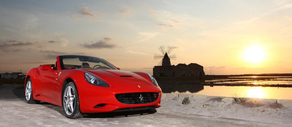 Ferrari California, versatility according to Maranello