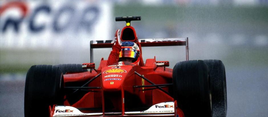 #657 GP di Germania 2000, la prima vittoria di Barrichello commuove tutto il mondo della Formula 1
