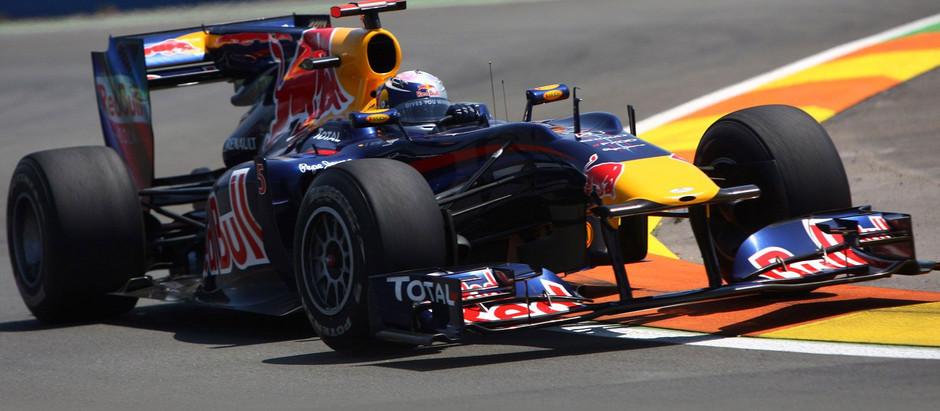 Red Bull RB6, la prima sinfonia di Adrian Newey
