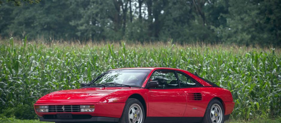 Ferrari Mondial T, non un banale canto del cigno