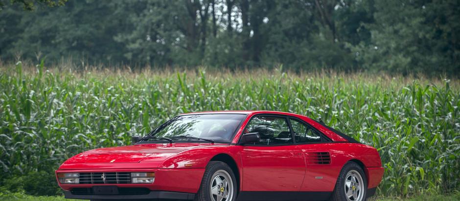 Ferrari Mondial T, not a mere last dance
