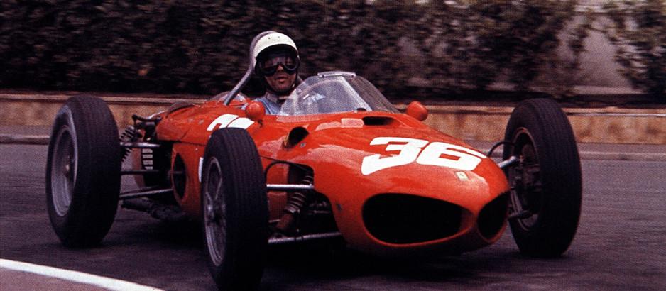 Phil Hill, l'americano Campione del Mondo con la Ferrari