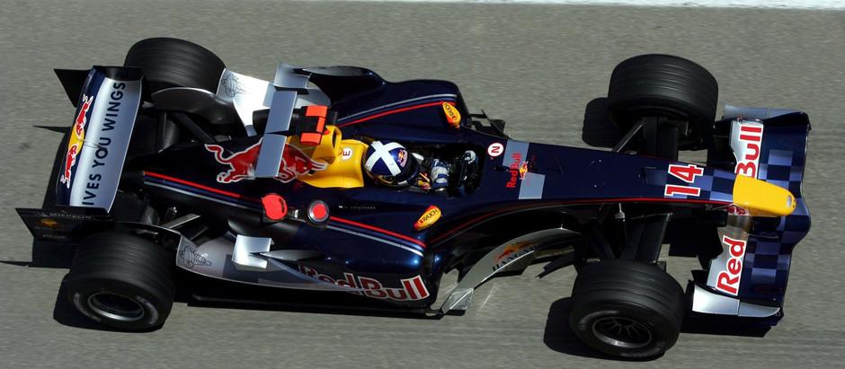 Red Bull RB1, la nascita di una nuova scuderia di successo