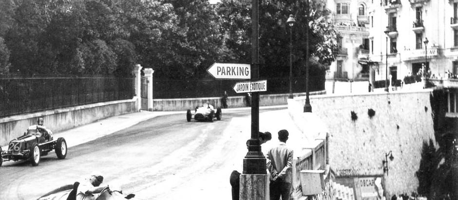 #2 GP di Monaco 1950, Farina si ritira, e Fangio ne approfitta per vincere