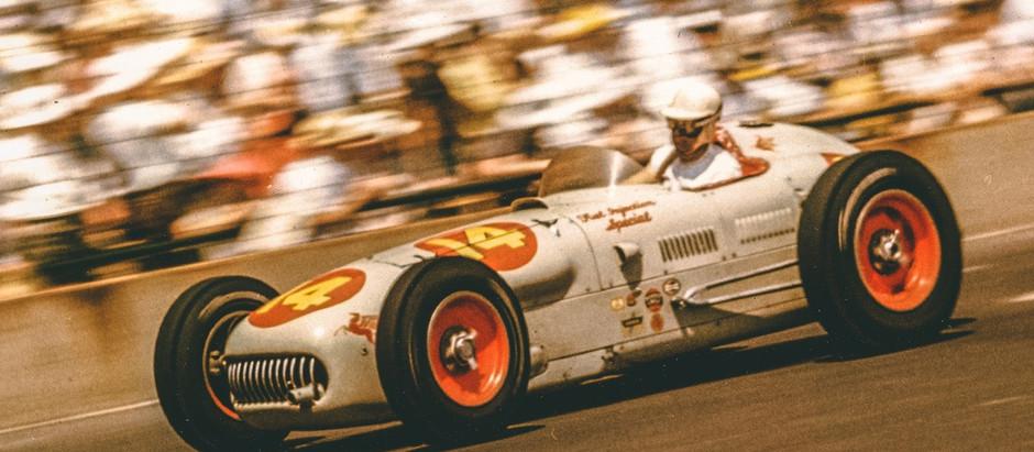 #25 500 Miglia di Indianapolis 1953, solo team e piloti statunitensi sull'ovale