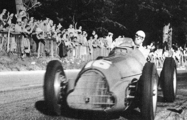 #4 GP di Svizzera 1950, torna al trionfo Farina, si ferma Fangio