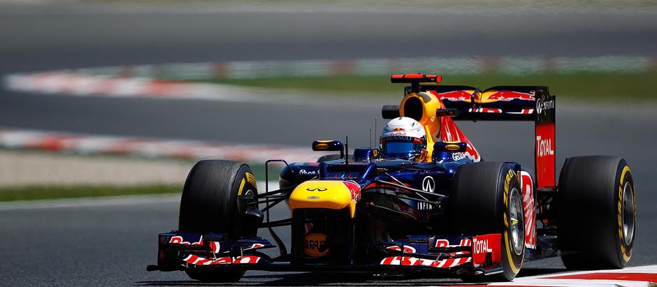 Red Bull RB8, effetto Coanda, effetto mondiale per la terza volta consecutiva