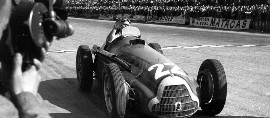 #15 GP di Spagna 1951, che errore in Ferrari, Fangio è Campione del Mondo
