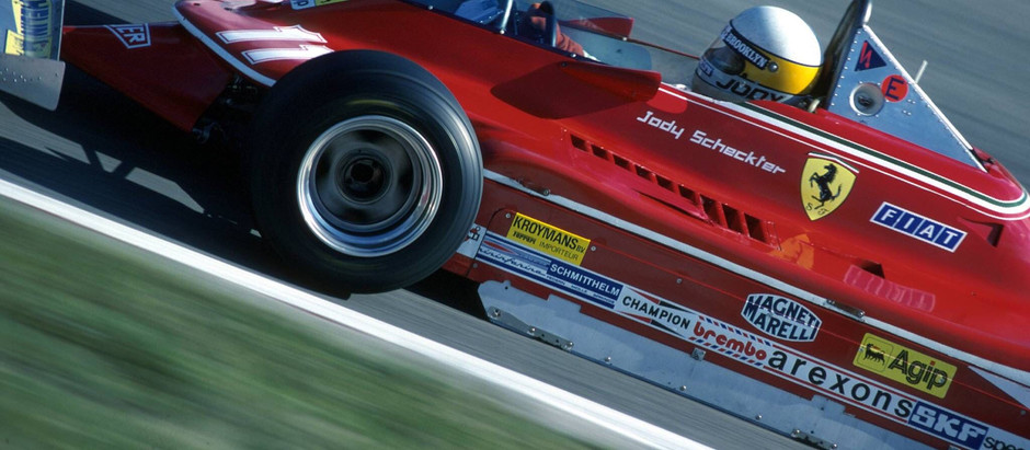 Ferrari 312 T4, conquering the world championship with Jody Scheckter and Gilles Villeneuve